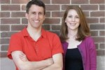 Wharton EMBA Alumni Lisa Nagorny and Dan Pick, WG' 12
