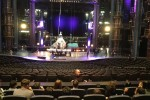 Wharton's West Coast EMBA class of 2014 at Cirque du Soleil in Las Vegas