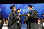 Wharton EMBA Graduation in Philadelphia