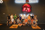 The East-Coast class visited a CrossFit gym during their international seminar trip to Argentina.