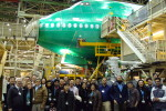 Wharton | San Francisco EMBA Students at Boeing