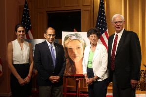 """Acting National Transportation Safety Board Chairman Christopher Hart in Ohio to speak in support of """"Annie's Law"""" and meet with members of Annie Rooney's family."""