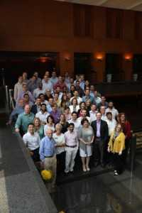 Wharton Executive MBA students on the International Seminar trip to Indonesia