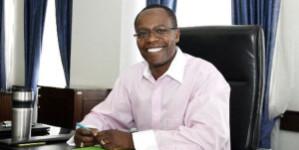 Wharton EMBA alumnus Gachora