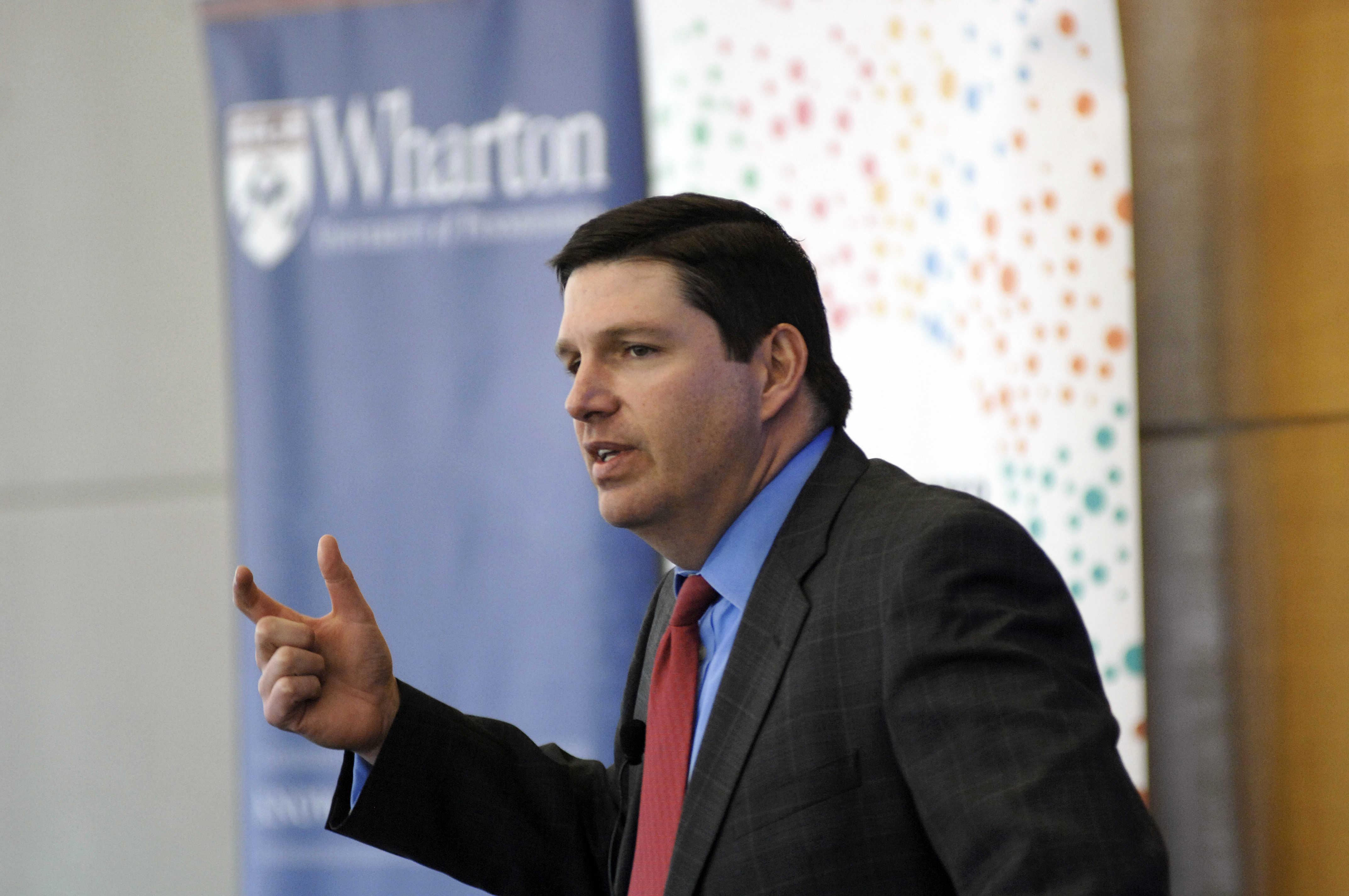 Coast To Coast Sirius Xm >> MassMutual CEO Roger Crandall Talks Leadership - Wharton ...