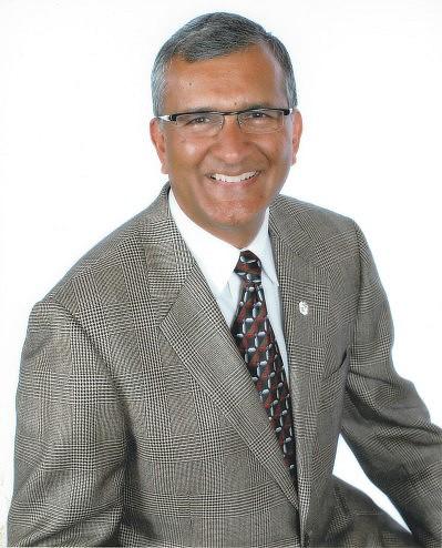 Dr. Shamshudin (Sam) Kherani, WG'16