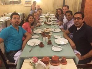 GCP team in Brazil