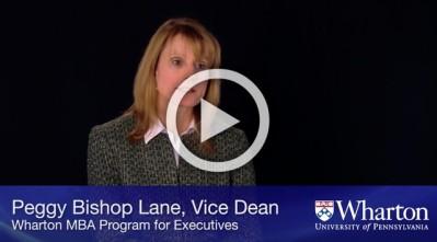 Vice Dean Peggy Bishop Lane