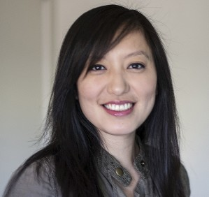 Sally Huang, WG'15