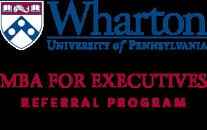 wharton emba referral program